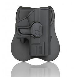 Fondina in polimero per Glock 19/23/32 - CYTAC