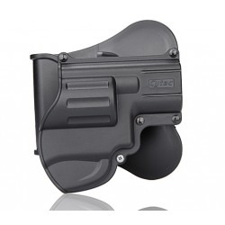 Polymer holster for Glock 19/23/32 - CYTAC