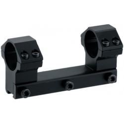 UTG 1PC Medium Profile Airgun Mount with Stop Pin, 30mm Dia - UTG Leapers