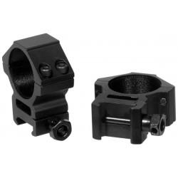"""Anello ALTO, tubo 25,4 mm (1""""), scina Weaver/Picatinny - UTH Leapers"""