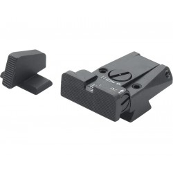 Browning GP Vig., GP MKIII, GP Pract., GP40 S&W with dovetail front sight
