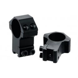 "UTG 1""/2PCs Medium Profile Picatinny/Weaver Rings - UTG Leapers"