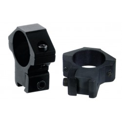"Anello medio, tubo 25,4 mm (1""), scina Weaver/Picatinny - UTG Leapers"
