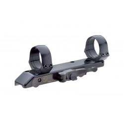 SIMPLE BLACK BLASER Standard con anelli  - CONTESSA