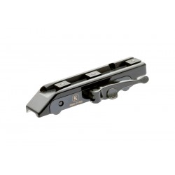 Quick Detachable mount SIMPLE BLACK BLASER FOR ZEISS / LEICA / DOCTER / SCHMIDT & BENDER - CONTESSA