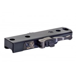 Quick Tactical Detachable mount for Picatinny Rail SIMPLE BLACK TACTICAL  only body - CONTESSA