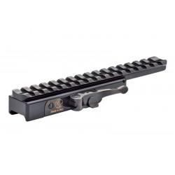 Quick Tactical Detachable mount for Picatinny Rail SIMPLE BLACK TACTICAL NIGHT VISION - CONTESSA
