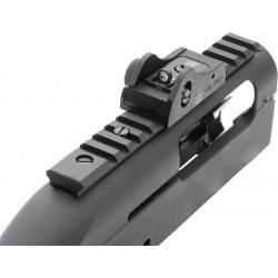 Suitable shotgun rear sight