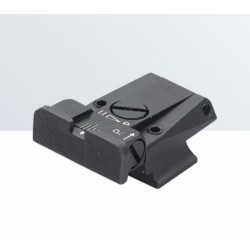 LPA rear sight for S&W Cal. 45 (3rd Gen.)