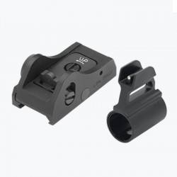 Adjustable sight set for Browning  - LPA SIGHTS