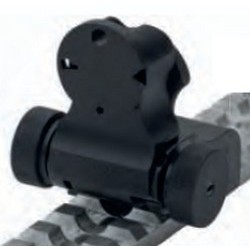 Adjustable sight set