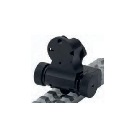 Adjustable sight set