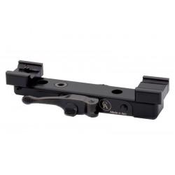 Attacco Simple Black per Burris Laser Scope - CONTESSA