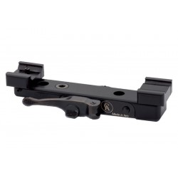 Attacco Simple Black per Burris Laser Scope SX - CONTESSA
