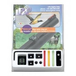 Set slug in fibra ottica