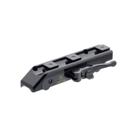 Quick Detachable mount SIMPLE BLACK BLASER for Schmidt & Bender - CONTESSA