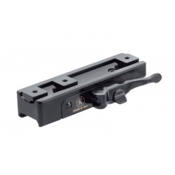 Quick Tactical Detachable mount for Picatinny Rail SIMPLE BLACK TACTICAL SCHMIDT & BENDER - CONTESSA