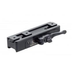 Quick Tactical Detachable mount for Picatinny Rail SIMPLE BLACK TACTICAL SCHMIDT & BENDER - CONTESSA
