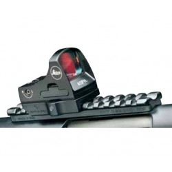 Fixed mount for Red Dot for Picatinny AIMPOINT H1-H2/T1-T2 HOLOSUN - CONTESSA