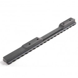 Picatinny rail in hardened steel for Browning Bar - CONTESSA