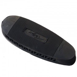 Recoil pad, ventilated, black, mm 22