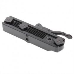 Quick Tactical Detachable mount for Picatinny Rail SIMPLE BLACK TACTICAL SWAROVSKI SR- CONTESSA