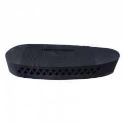 Recoil pad, ventilated, black, mm 25