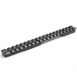 Picatinny rail in hardened steel for Browning A-Bolt Short/Euro Bolt - CONTESSA