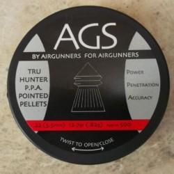 SUPERPOINT AGS PELLETS FOR AIR-GUNS Cal. 5.5