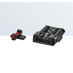 LPA rear sight set for LPA sight set for Sig Sauer P220, P225, P226, P228, P320