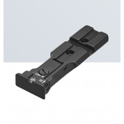 "LPA ""Red Dot Ready"" rear sight for S&W 629, 686, 586, 627, 66, 67, 696, 17, 19, 657, 610, 625, 29, 27 and new caliber .50"