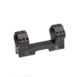 Simple Black Tactical Fixed Mount ø 34 mm - CONTESSA