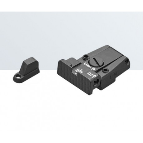LPA sight set for CZ P7, P9