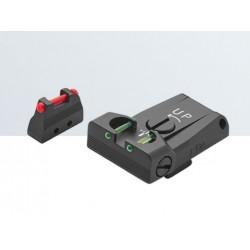 LPA Sight set for Beretta 92, 96, 98, M9A1