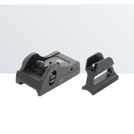 Adjustable sight set for the most famous semi-automatic shotguns - LPA SIGHTS