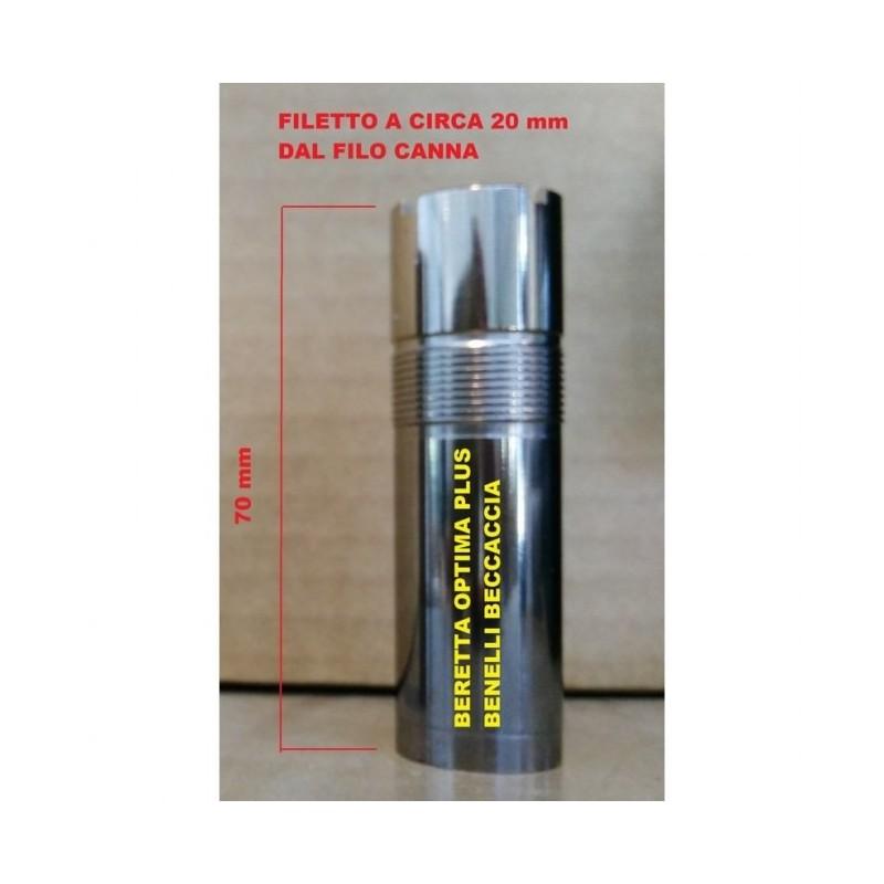 CHOKE, INTERNAL,BERETTA OPTIMA PLUS - BENELLI BECCACCIA GA 12