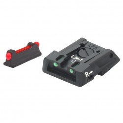 Carry sights LPA for Walther PPQ Q5 Match