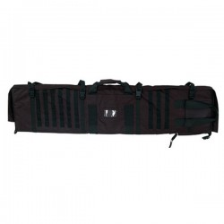 Tactical Black case for 2 rifles RA Sport