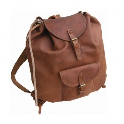 Small canvas backpack RA Sport